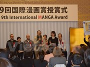 International Manga Award : un Vietnamien se pare d'argent