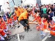La Clipper Race 2015-2016 quitte le Vietnam