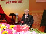 Messages de félicitations au secrétaire général du PCV Nguyen Phu Trong