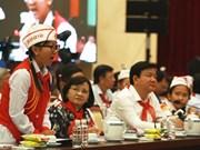 Les autorités de Hô Chi Minh-Ville à l'écoute des enfants