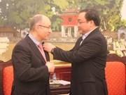Hanoi souhaite intensifier sa coopération avec le Land de Hesse