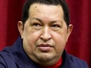 Célébration du 3e anniversaire de la mort du président vénézuélien Hugo Chavez Frias