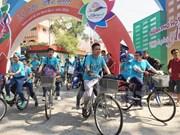 """Hanoi fait écho à la campagne """"Heure de la Terre 2016"""""""
