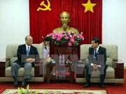 Le conseiller spécial de l'Alliance parlementaire d'amitié Japon-Vietnam à Binh Duong