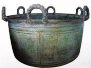 Un mystérieux chaudron de bronze vieux de trois siècles