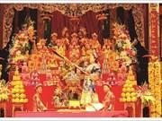 Le rituel hâu dông, entre art et croyance