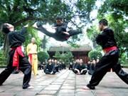 En juillet pour les 1ers Championnats du monde d'arts martiaux traditionnels du Vietnam