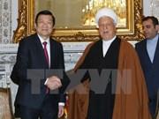 Renforcement de la coopération multiforme Vietnam - Iran
