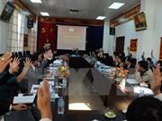 Deuxième conférence consultative sur les élections législatives