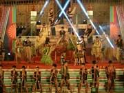 Coup d'envoi du Festival des arts folkloriques du Tây Nguyên