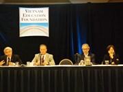 Douxième conférence du Fonds de l'éducation du Vietnam aux États-Unis