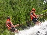 Renforcement de la gestion du tourisme d'aventure