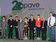 20 ans d'existence de l'APAVE: De nombreux contrats importants réalisés