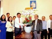 Les autorités de Hô Chi Minh-Ville félicitent les catholiques à l'occasion de Pâques