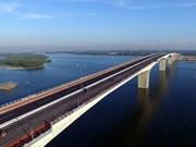 Inauguration du pont Cua Dai dans la province de Quang Nam