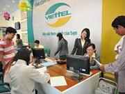 Télécommunication : Viettel autorisé au Myanmar