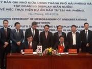 LG Display lance un projet de 1,5 milliard de dollars à Hai Phong