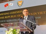 Chypre ouvre un bureau consulaire au Vietnam