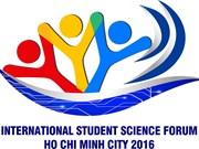 Ouverture du Forum scientifique international des étudiants à HCM-Ville