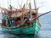 De nouveaux bateaux de pêche vietnamiens saisis dans les eaux thaïlandaises