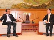 L'ambassadeur du Vietnam en Chine plaide pour l'amitié et la coopération entre les deux pays