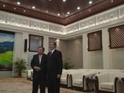 Promotion des relations intégrales Vietnam-Laos