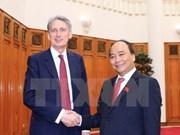 Le PM Nguyen Xuan Phuc plaide pour les liens Vietnam-Royaume-Uni
