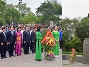 Commémorations du 146e anniversaire de la naissance de Lénine à Hanoi