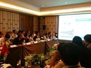 Conférence internationale sur la télévision numérique à Da Nang