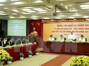 Le Premier ministre Nguyen Xuan Phuc travaille avec PetroVietnam