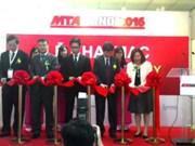 Ouverture de l'exposition MTA Hanoi 2016