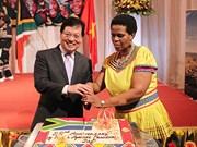 Célébration de la Fête nationale de l'Afrique du Sud à Hanoi
