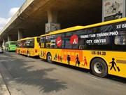 Hô Chi Minh-Ville : le déplacement en bus de haute qualité a du succès