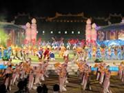 Le Festival de Huê 2016, point de convergence des cultures du monde