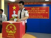 Elections anticipées dans la ville de Vung Tau