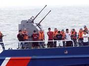 L'Administration maritime du Vietnam met en garde contre la piraterie