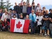 Cinq bourses canadiennes chaque année pour de jeunes Vietnamiens
