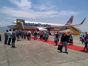 Jetstar Pacific ouvre deux nouvelles lignes domestiques