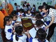 Mobiliser toutes les ressources nationales pour l'éducation