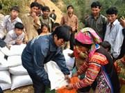 Fondation du Comité directeur national du Programme de lutte contre la famine
