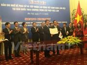 Signature du MoU normal sur la reprise de la réception des travailleurs vietnamiens en R. de Corée