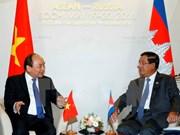 Activités du PM Nguyên Xuân Phuc en marge du sommet ASEAN-Russie