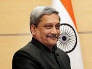 Prochaine visite au Vietnam du ministre indien de la Défense