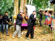 Le culte dédié au génie de la forêt des ethnies de Lào Cai