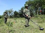 L'ASEAN inaugure un centre régional pour régler les conséquences des mines