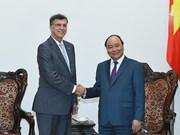 Le Premier ministre Nguyen Xuan Phuc reçoit l'ambassadeur d'Australie