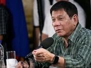 Le nouveau président philippin Rodrigo Duterte nomme les membres de son cabinet