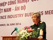 Vietnam - Inde: Renforcer la coopération dans l'industrie de défense