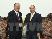 Le Premier ministre promeut les relations d'amitié Vietnam-Japon