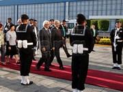 Singapour et le Mexique intensifient leur coopération